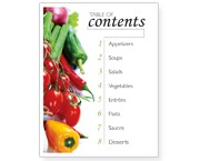 Avery Design & Print Online Recipe Binder Templates
