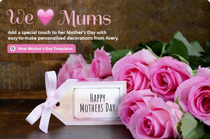 We love Mums