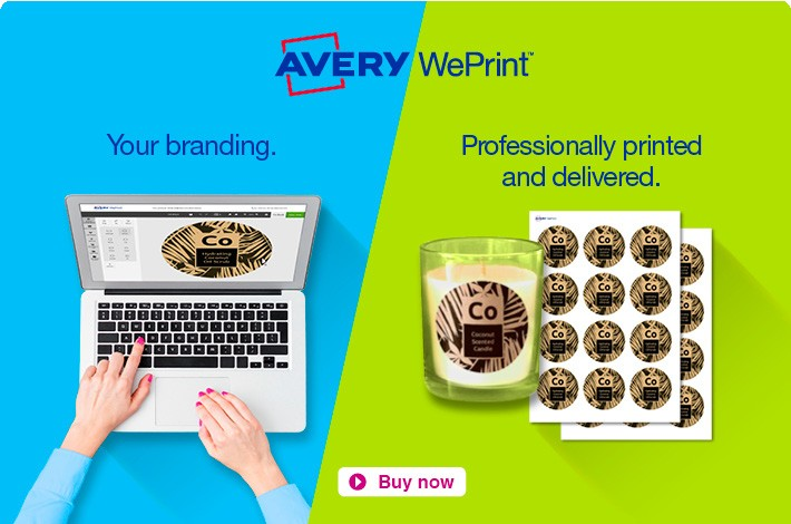 Introducting Avery WePrint