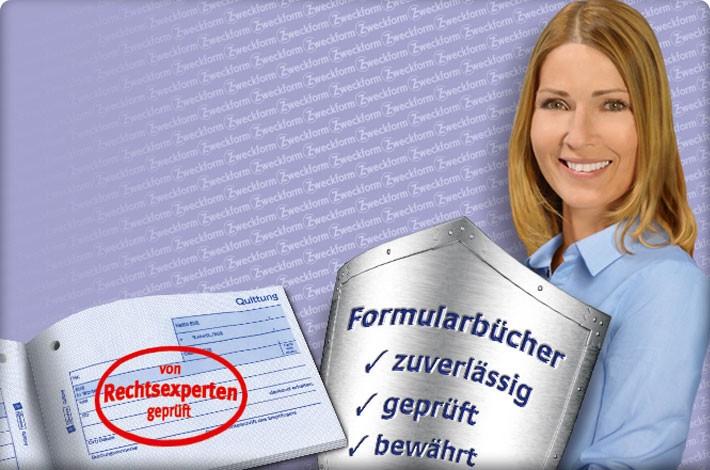 Formularbücher