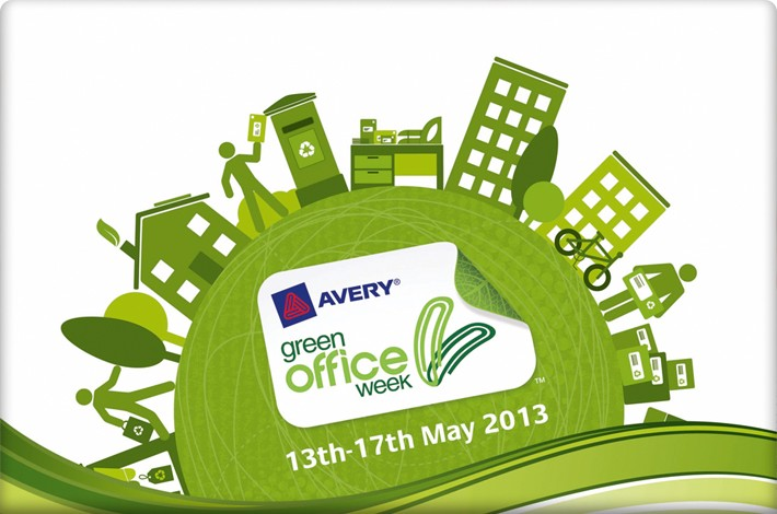 Green Office Week from Avery