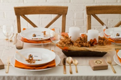 Create a Warm Welcome for Thanksgiving Guests
