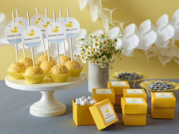 Just Ducky Baby Shower