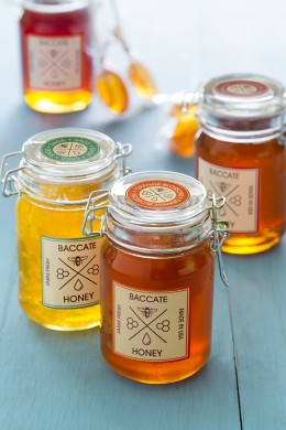 Honey Product Labels