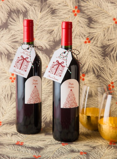 Personalized Wine Gift