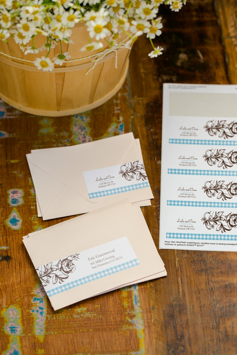Country Brunch Wedding Invitations