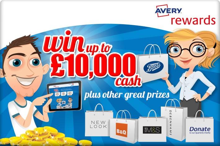 Avery Rewards 2015