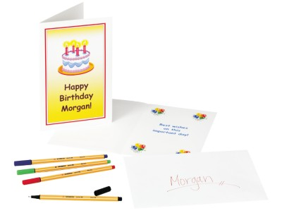 Personalized Birthday Cards – Happy, Happy Birthday
