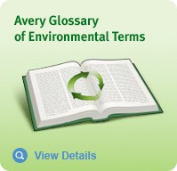 Avery Glossary of Environmental Terms