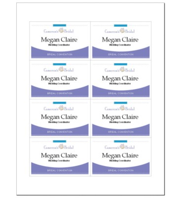 Microsoft Name Badge Template - Avery name labels template