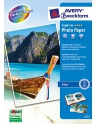 Inkjet Fotopapier, hoogglans, 200g