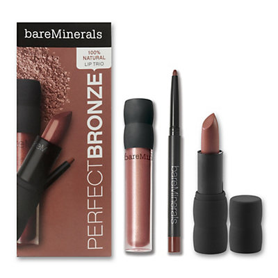 Natural Lip Trio - Perfect Bronze