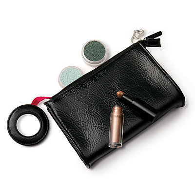 Customizable Eye Case with Mini Mirror