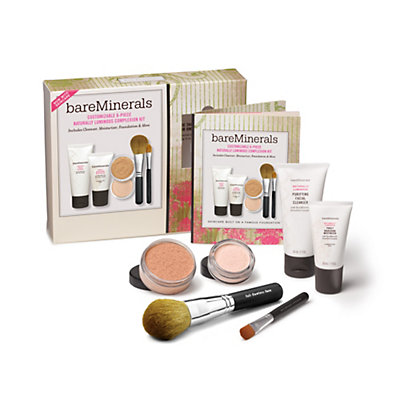 Customizable Naturally Luminous Complexion Kit