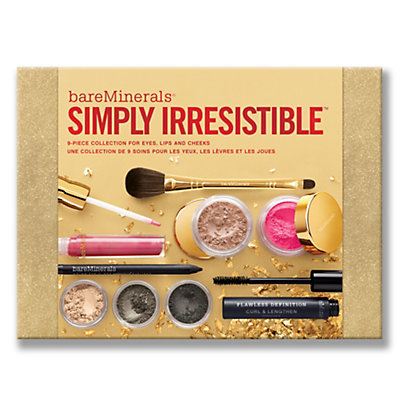 Simply Irresistible Face, Eye, Lip Makeup Kit