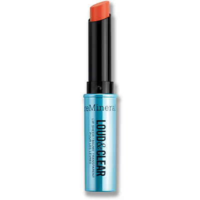 Loud & Clear™ Lip Sheer in Tangerine Trance