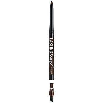 Lasting Line Long-Wearing Eyeliner - Lasting Brown