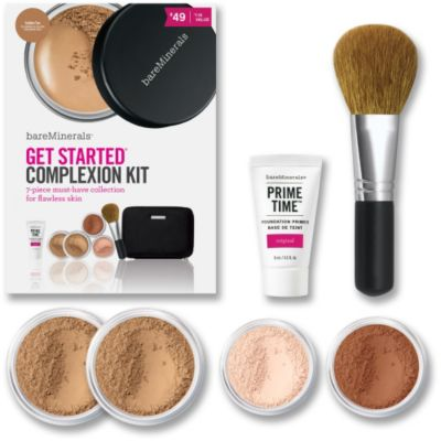 bareMinerals Get Started Complexion Kit Face Set - Golden Tan