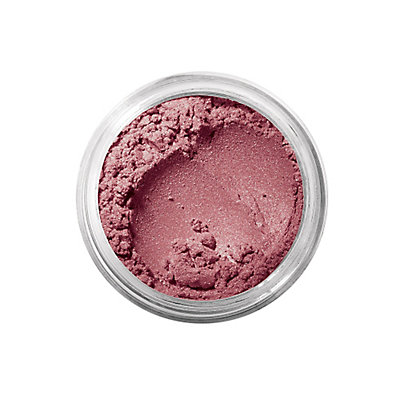 Medium Blush with Black Shiny Cap (Exhilerate)