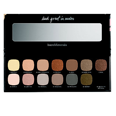 The Nature of Nudes Ready Palette
