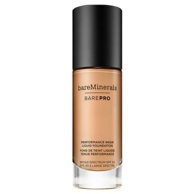 bareminerals bare pro performance wear liquid foundation review