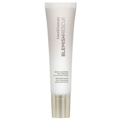 bare minerals blemish rescue anti-redness mattifying primer review canada