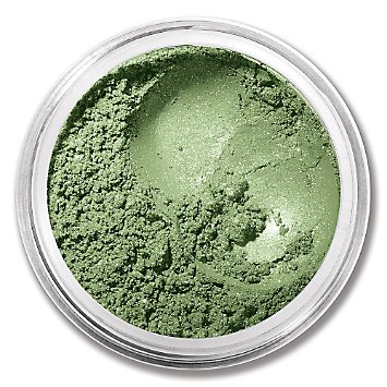 Green Mineral Eyeshadow