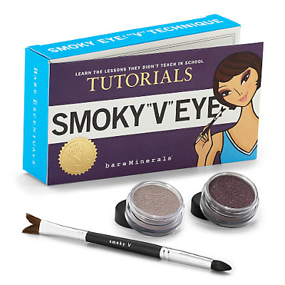 Tutorials: Smoky V Eyes II