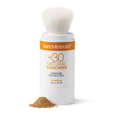 SPF 30 Natural Sunscreen - Medium