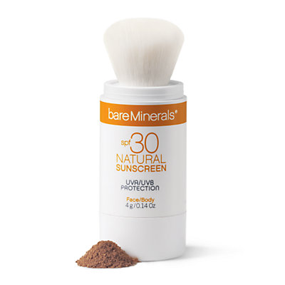 SPF 30 Natural Sunscreen - Tan