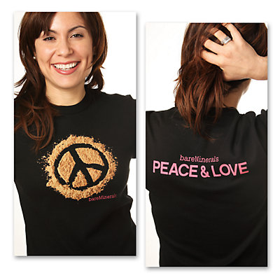 Peace & Love T-Shirt - Medium