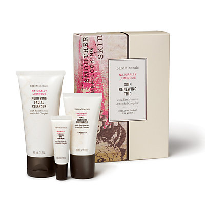 Naturally Luminous Skin Renewing Trio
