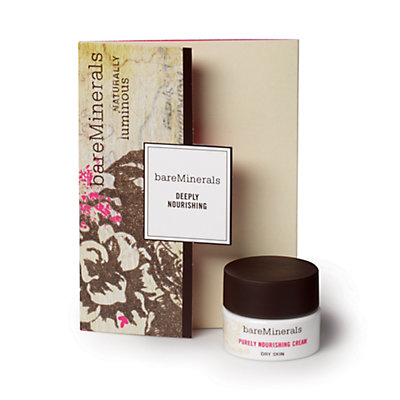 Purely Nourishing Cream Deluxe sample: Dry Skin