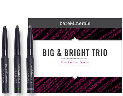 Mini Big & Bright Eyeliner Trio