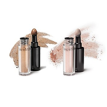 High Shine Eyecolor Duo: Ice & Bronzed