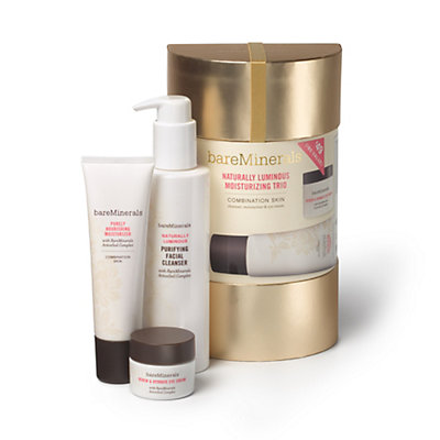 Naturally Luminous Moisturizing Trio - Combination Skin
