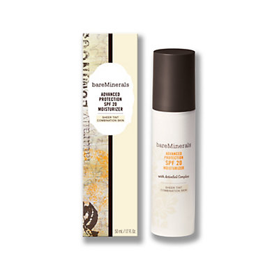 Advanced Protection SPF 20 Moisturizer: Combination Skin - Sheer Tint
