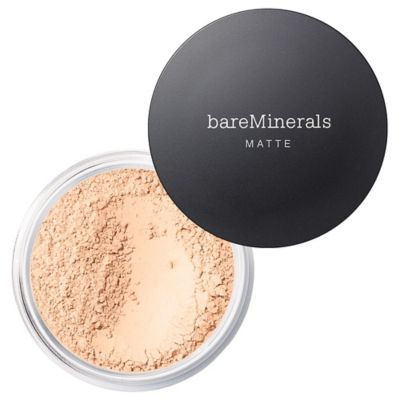 MATTE Foundation Broad Spectrum SPF 15 - Fair