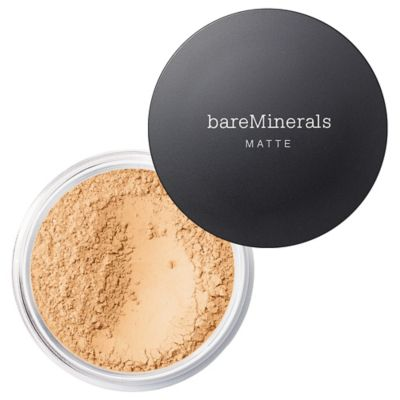 MATTE Foundation Broad Spectrum SPF 15 - Light