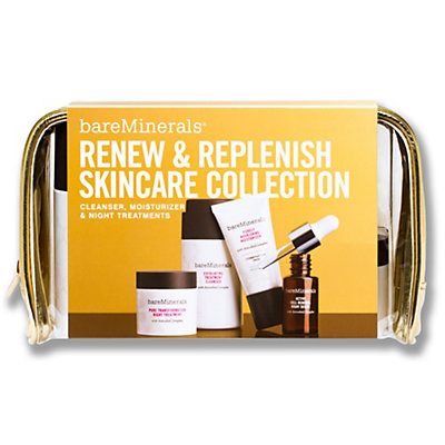 Renew & Replenish Skincare Collection