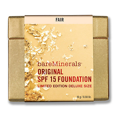 Limited-edition Deluxe Size ORIGINAL SPF 15 Foundation - Fair