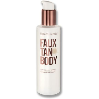 Faux Tan Body Sunless Tanner | Faux Tan | bareMinerals UK