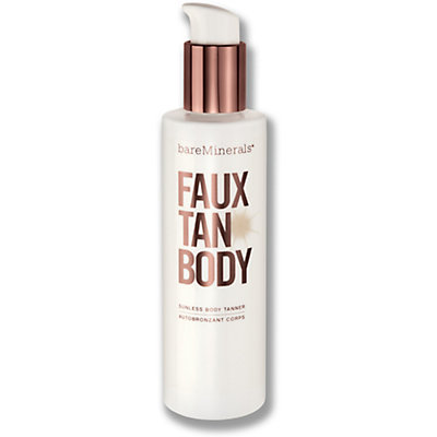 Faux Tan Body Sunless Tanner