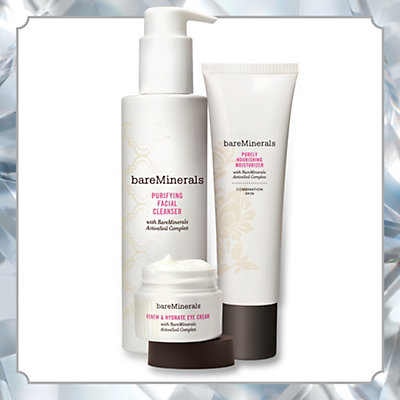 Naturally Luminous Trio - Combination Skin