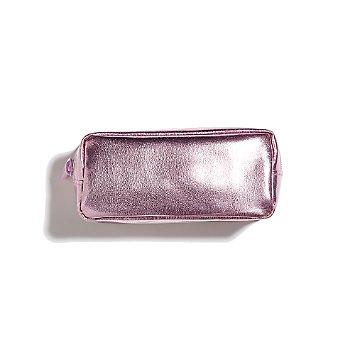 Lavender Metallic Bag