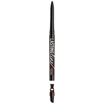 Lasting Line Long-Wearing Eyeliner - Lasting Brown