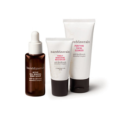 Special Offer: Active Cell Renewal Night Serum and Naturally Luminous Daily Duo Set