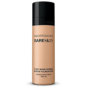 bareSkin Pure Brightening Serum Foundation Broad Spectrum SPF 20 - Bare Satin 06
