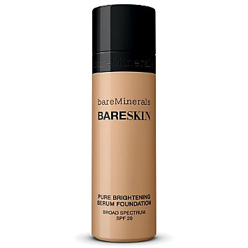 bareSkin Pure Brightening Serum Foundation Broad Spectrum SPF 20 - Bare Beige 08