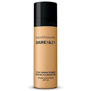 bareSkin Pure Brightening Serum Foundation Broad Spectrum SPF 20 - Bare Nude 09